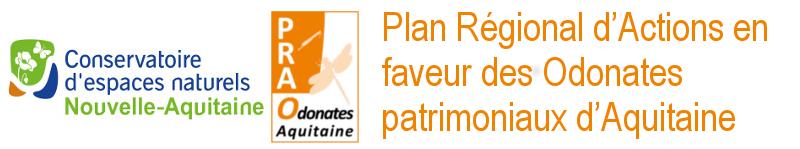 Plan Régional d'Actions en faveur des Odonates